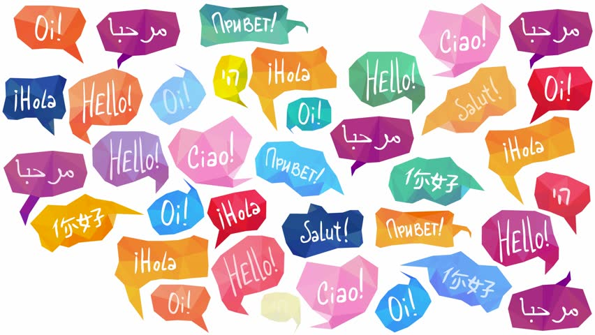 hello in different languages - Khafre