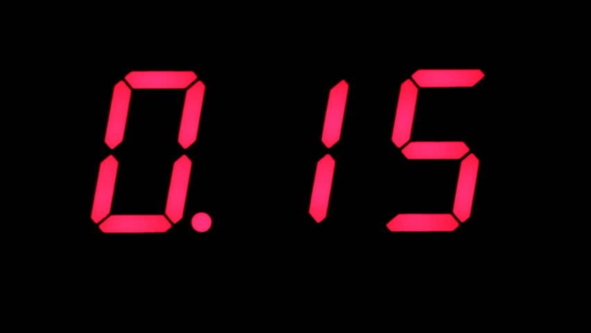 15 timer