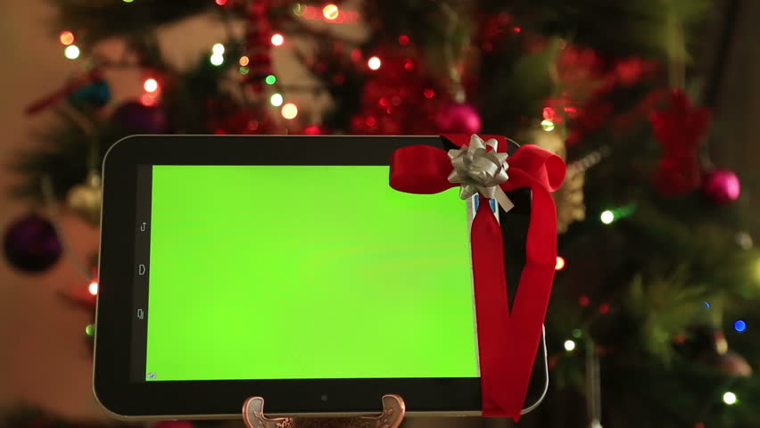 Green Screen Digital Tablet With Stock Footage Video 100 Royalty Free 12914849 Shutterstock