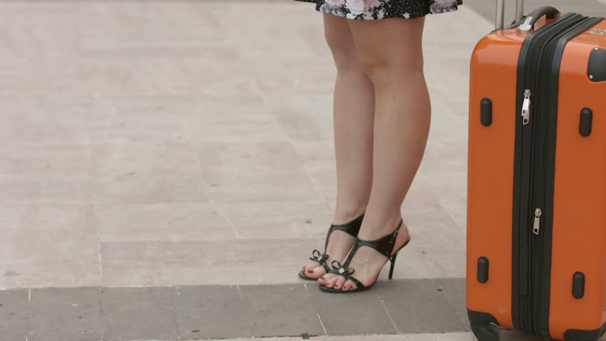 f1b61d8f1ca Woman with Beautiful Legs in Stock Footage Video (100% Royalty-free)  13008119 | Shutterstock