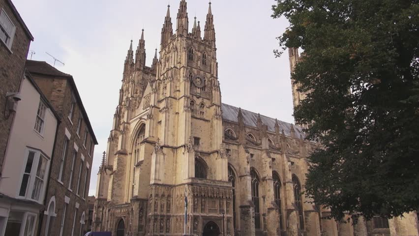 Header of canterbury