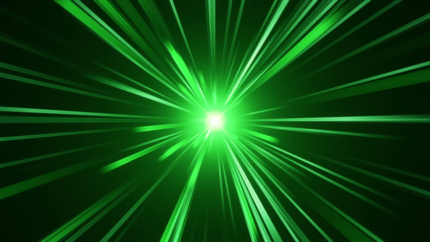 Green Light Effects Stock Footage Video: Green Laser Light In Fog With Red Flashing Stock Footage