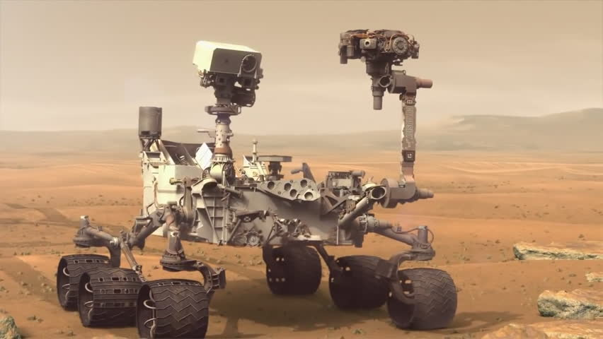 mars rover footage live - photo #39