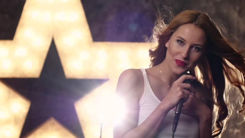 Blonde Girls Singing