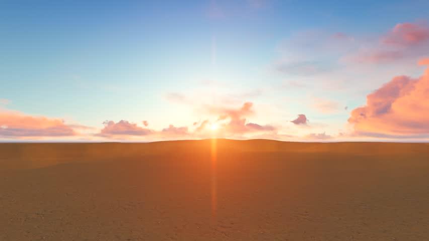 Desert   Shutterstock HD Video #13638089