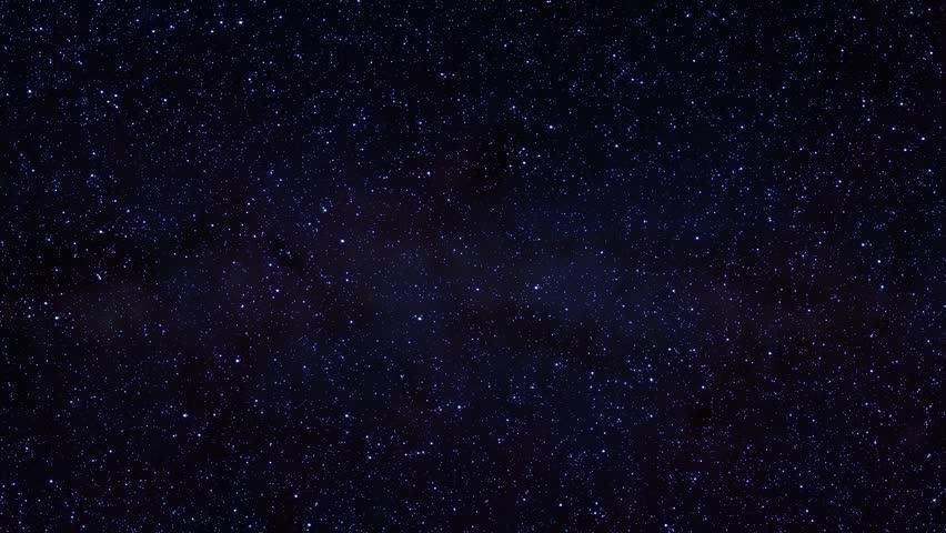 Loopable: Sliding along realistic 3D star field with nebulae. (av22833c) | Shutterstock HD Video #13697771