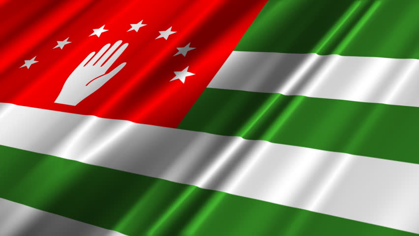 Abkhazia Flag Loop 2