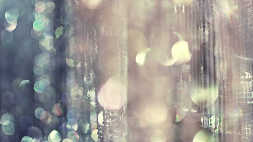 4K Shining crystal background. Crystal chandelier. Crystal stones. Slow Motion. Shot on RED EPIC DRAGON Cinema Camera .