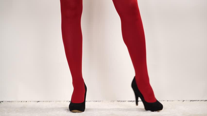 Pantyhose and high heel photos