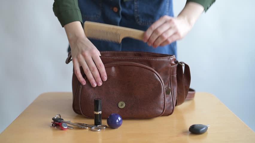Handbag Stock Footage Video | Shutterstock