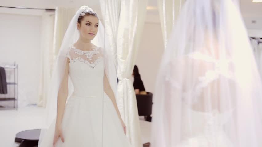 Wedding Dress Clip