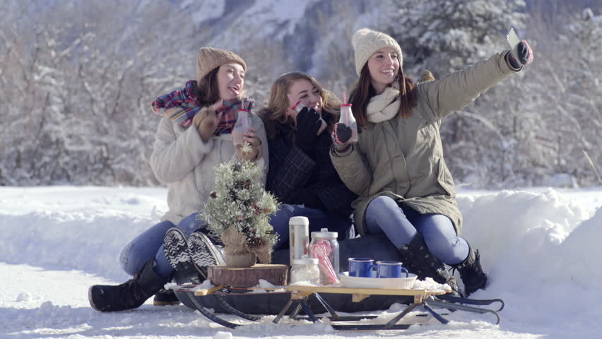 Snow teens video #6
