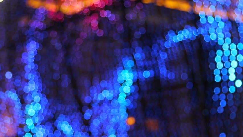 Festive colorful garlands   Shutterstock HD Video #14321509