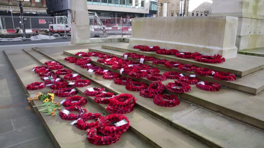 Manchester war memorial, England, Europe   Shutterstock HD Video #14652571