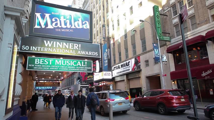 Carmine S Italian Restaurant Times Square New York Ny Usa