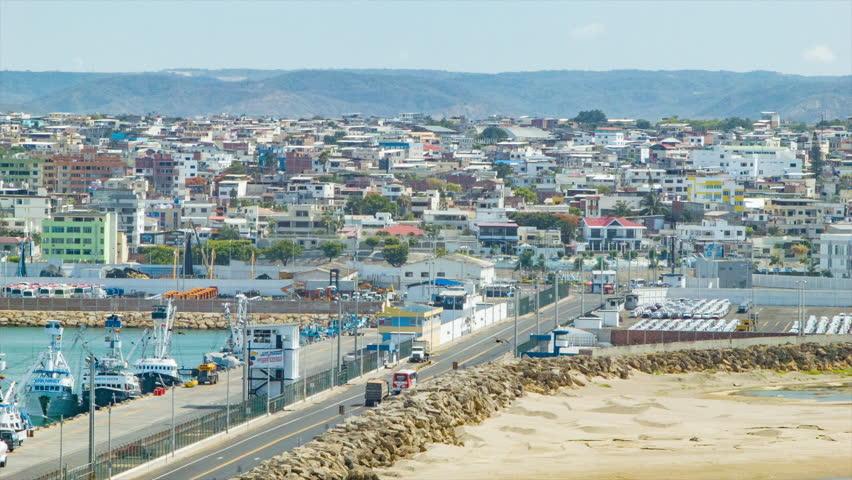 Manta, Ecuador - 2015: Manta Stock Footage Video (100% Royalty-free)  14996179 | Shutterstock