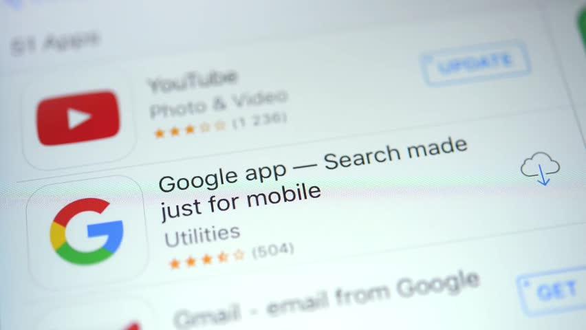 Google Photo Search Iphone