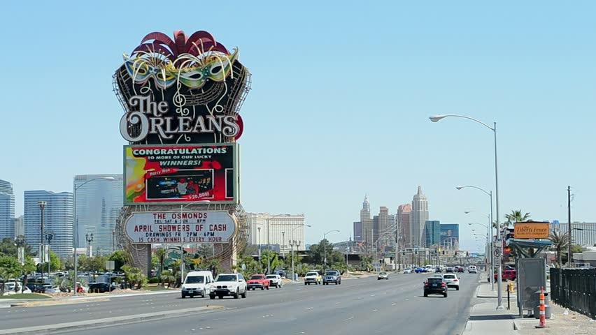 orleans casino las vegas