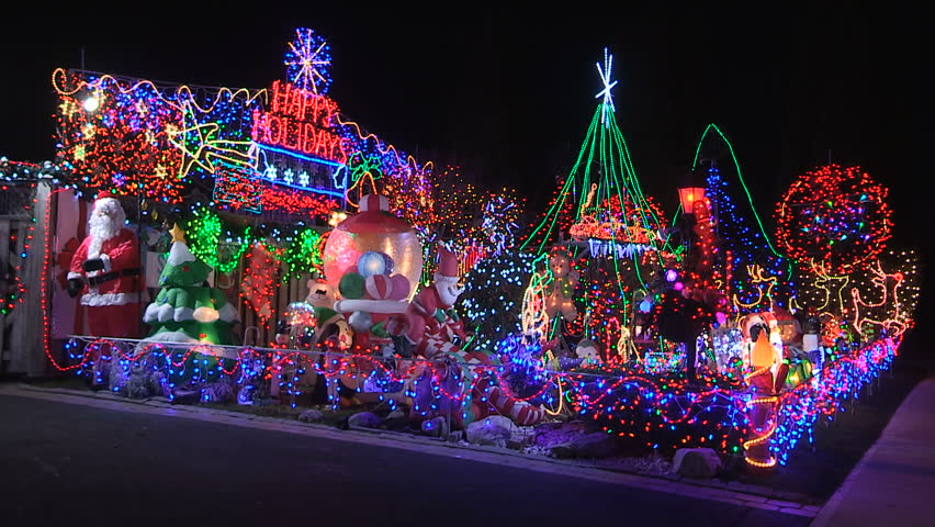 Christmas In Toronto Canada.Toronto Ontario Canada December 2015 Stock Footage Video 100 Royalty Free 15676519 Shutterstock