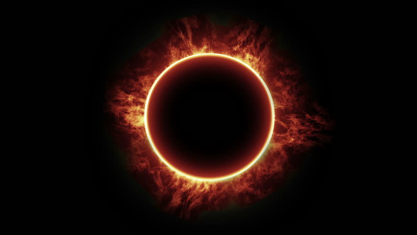 Sun Frame with Solar Flares  Stock Footage Video (100% Royalty-free)  15712939 | Shutterstock