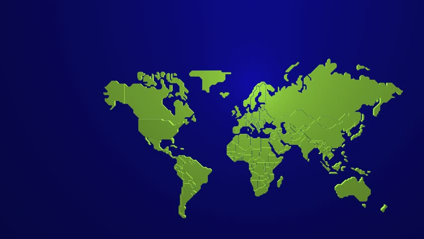 3d render earth map in motion stock footage video 15832009 3d render earth map in motion stock footage video 15832009 shutterstock gumiabroncs Choice Image