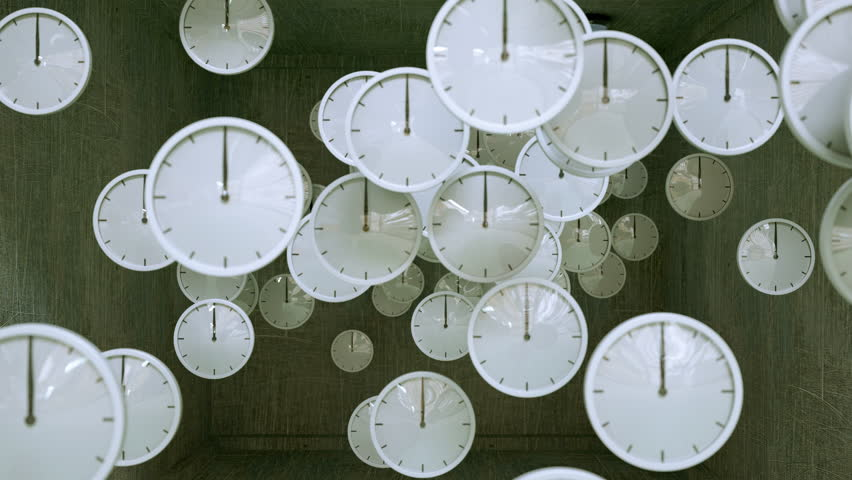 Flying Clocks