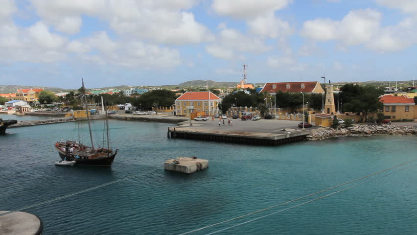 September 2011 - Bonaire - View of Kralendijk