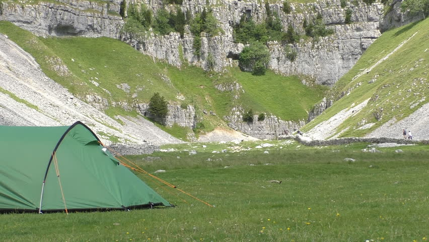 A Sailors Washing Line Robens Osprey 2 Lightweight Mountain Tent