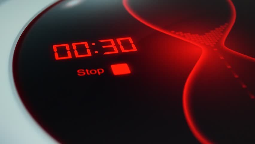 30 seconds countdown stock footage video 7023070