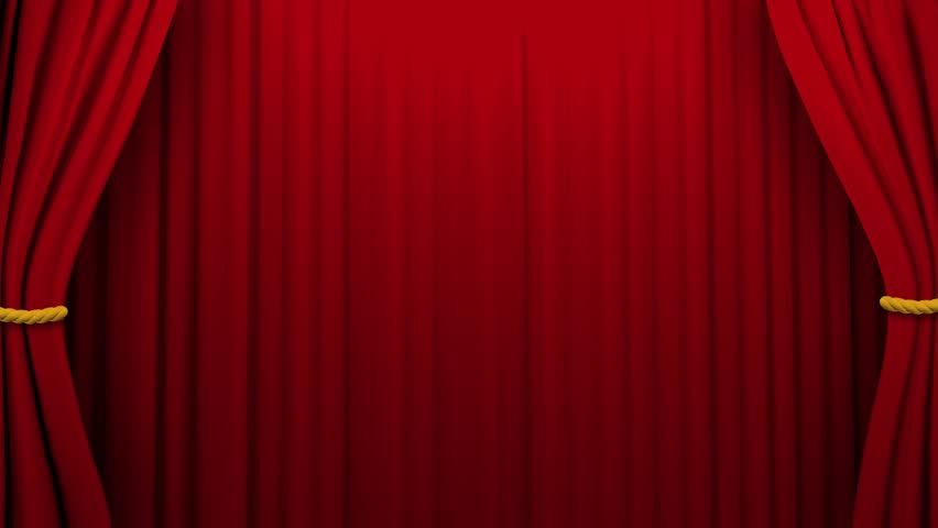 Perfect Curtains Opening And Closing Stage Theater Cinema Green Screen 4K Stock  Footage Video 16548589 | Shutterstock