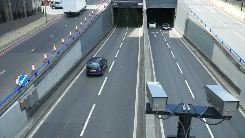 Traffic Surveillance Cameras Two Uk Traffic Cctv Cameras