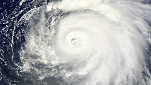 Hurricane Satellite View HD