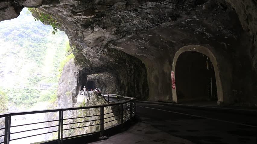 taroko national park yentzihkou hualien county taiwan june 2016 rh shutterstock com