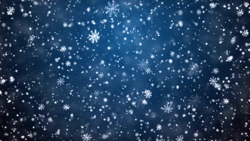 Snowflakes Falling