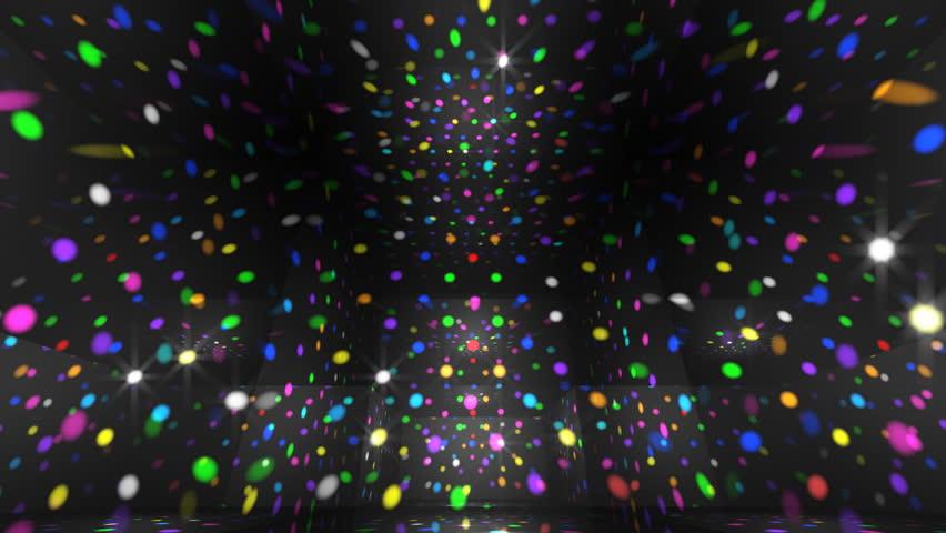 Mirror Ball Spotlight. | Shutterstock HD Video #1816409