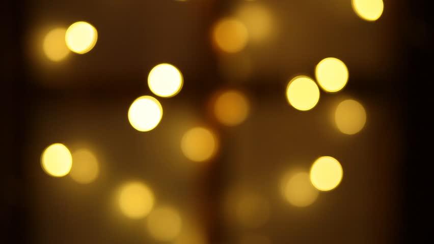 Christmas Window Light