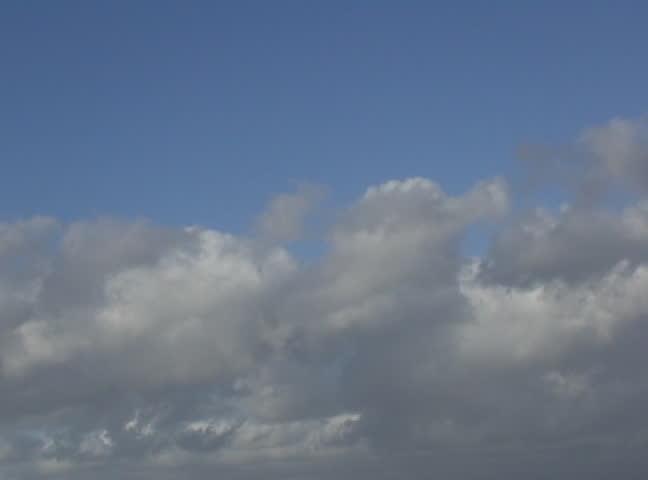 Time Lapse Clouds 30sec