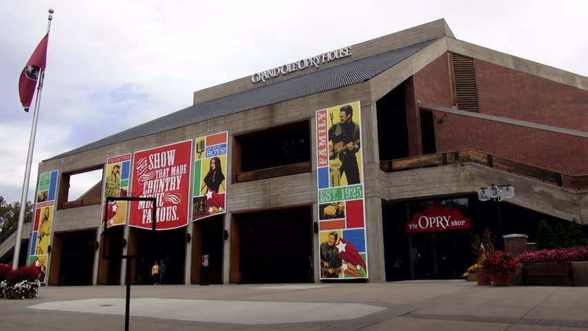 Grand Ole Opry House Exterior