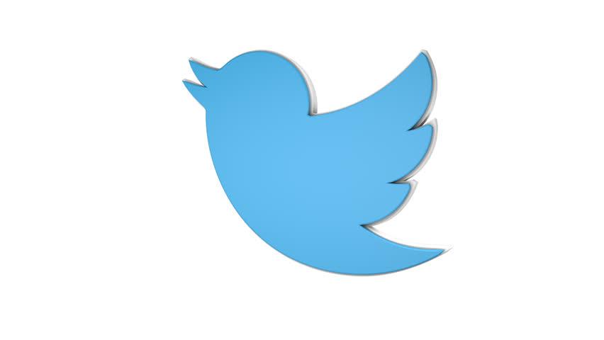 logo twitter libre de droit