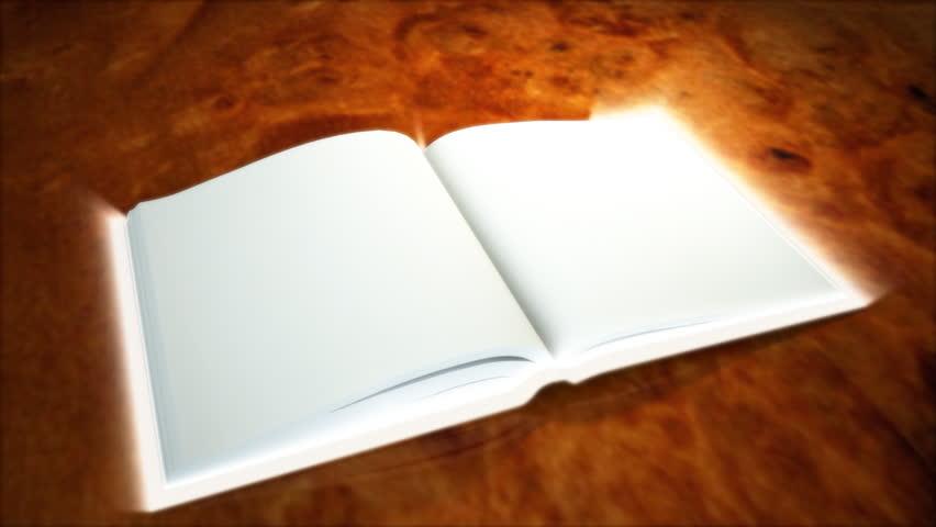 Open Book Stock Footage Video (100% Royalty-free) 1901179 | Shutterstock