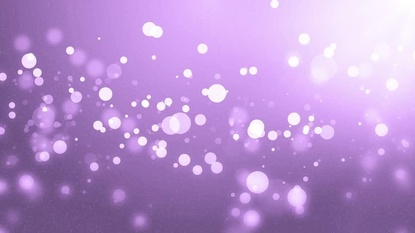 Abstract Lights Bokeh Violet Background. Elegant animation soft bokeh backgrounds. Soft beautiful violet backgrounds.   Shutterstock HD Video #19126711