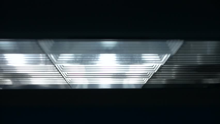 Fluorescent lights turning on and off   Shutterstock HD Video #19189339