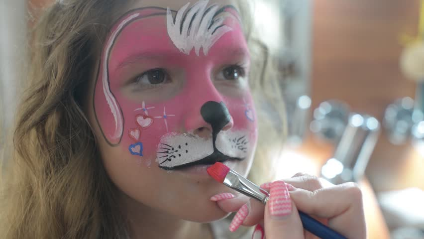 Makeup for little girls
