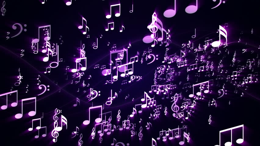 Background Random Note Technology Code, Loop, 4k  | Shutterstock HD Video #19485439