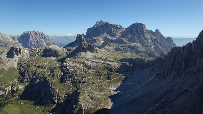 View from Tre Cime Park | Shutterstock HD Video #19806769