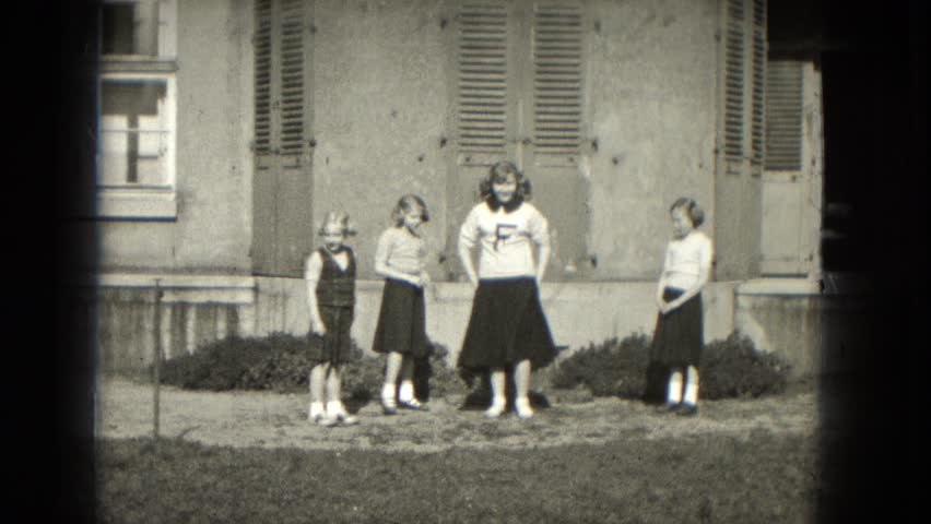 MILWAUKEE, WISCONSIN 1953: good ol' times