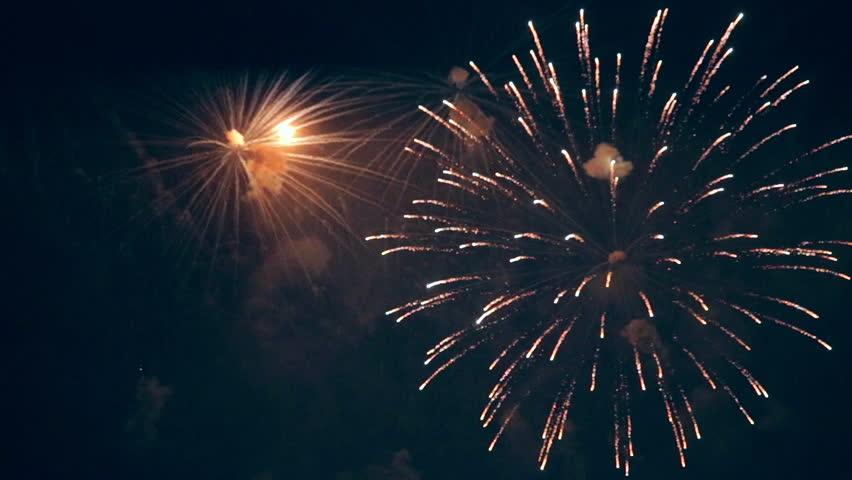 Happy New Year Fireworks 92