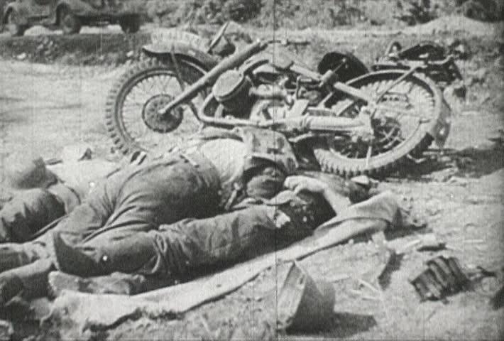 EUROPE - CIRCA 1942-1944: World War II, Civilian Corpses Stock ...