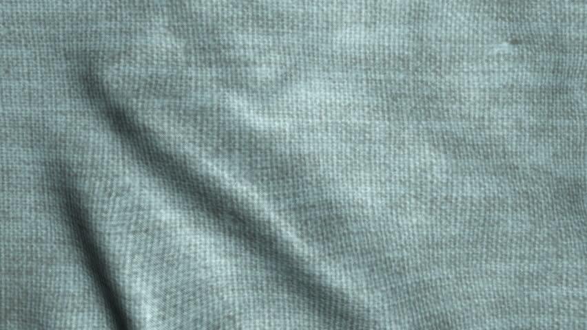 Realistic Ultra-hd Linen Cloth Waving Stock Footage Video ...