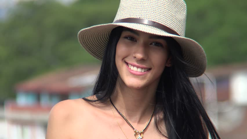Hot Teen Girl On Summer Day Stock Footage Video 14244296  Shutterstock-8937